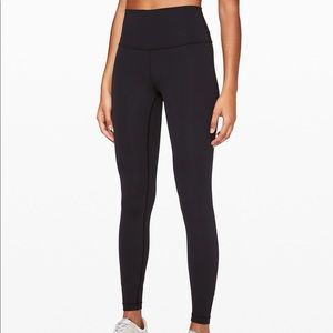 NWT Lululemon Wunder Under High Rise Tight